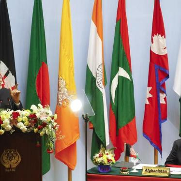 India's Prime Minister Narendra Modi speaks at the opening session of 18th South Asian Association for Regional Cooperation (SAARC) summit in Kathmandu, November 26, 2014.