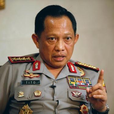 Indonesia's Police Chief Investigates Transgender Raids