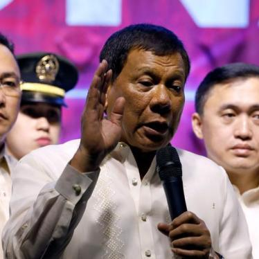 Philippine President's Appalling Threat to Bomb Tribal Schools
