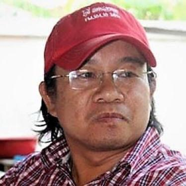 Laos/Thailand: Investigate Abduction of Exiled Red Shirt Activist