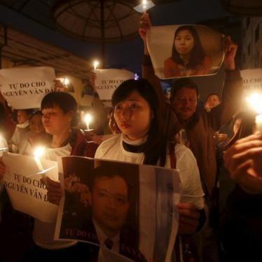 澳大利亚:应施压越南改善人权