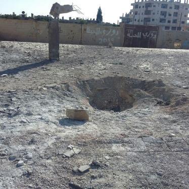 سوريا: غارة جوية على مدرسة تقتل مدنيين