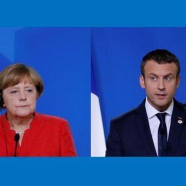 Conseil des Ministres franco-allemand : une opportunité pour défendre les droits