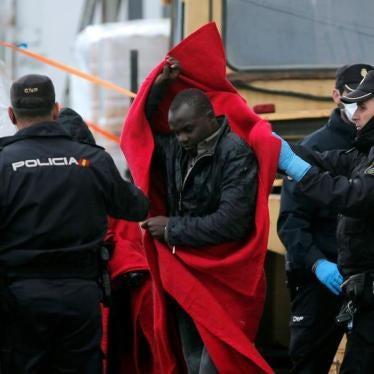 Espagne : Les migrants détenus dans des conditions déplorables