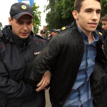 Цена протеста для российских студентов