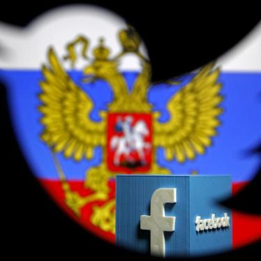 Russia: New Legislation Attacks Internet Anonymity