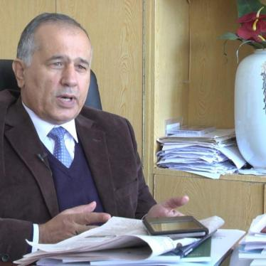 Tajikistan: Stop Persecuting Opposition Families
