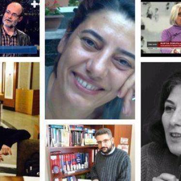 Turkey: Free Rights Defenders Immediately