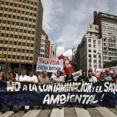 Civil Society Groups Threaten to Walk Out of Latin America Environment Talks