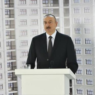 Free Apartments No Substitute for Free Media in Azerbaijan