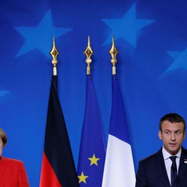 Franco-German Summit an Opportunity to Defend Rights