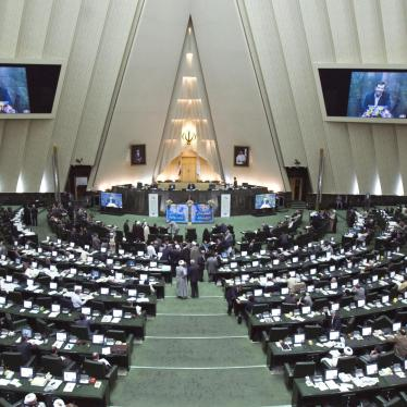 Iran: Halt Drug-Related Executions