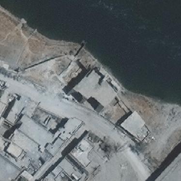 العراق: موقع إعدام قرب المدينة القديمة في الموصل