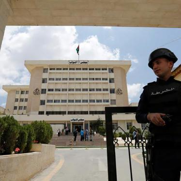 Jordan: Seize Opportunity to End Impunity for Rape
