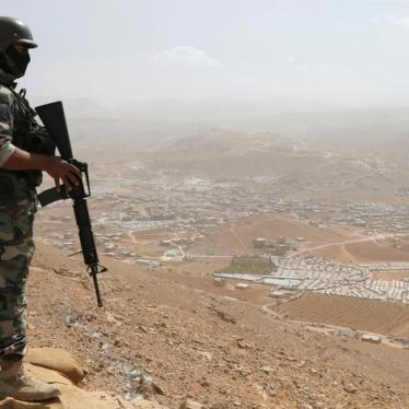 وفيات وادعاءات تعذيب سوريين في عهدة الجيش اللبناني