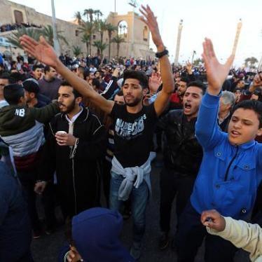 ليبيا: كم أفواه ناشطين