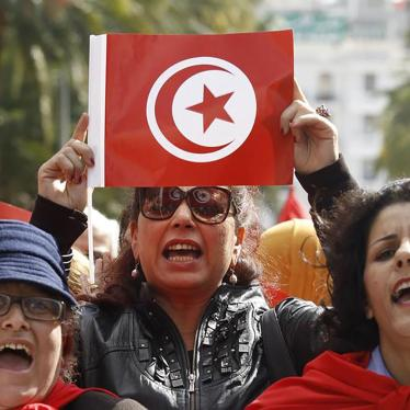 One Step Forward, One Step Back in Tunisia