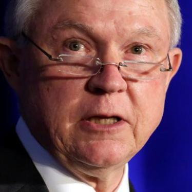US: Sessions' Misguided Sentencing Policy