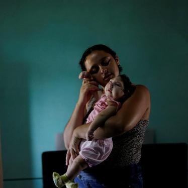 Brazil: Zika Epidemic Exposes Rights Problems