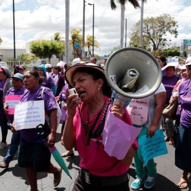 Nicaragua's Abortion Ban Makes Victims the Criminals