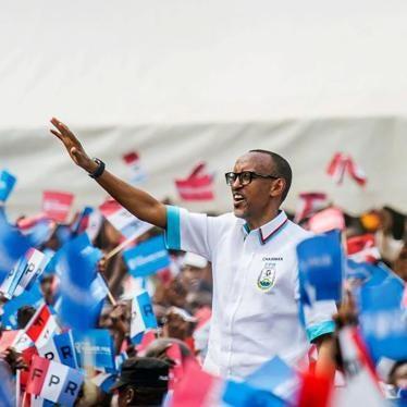 Rwanda : Des élections politiquement verrouillées