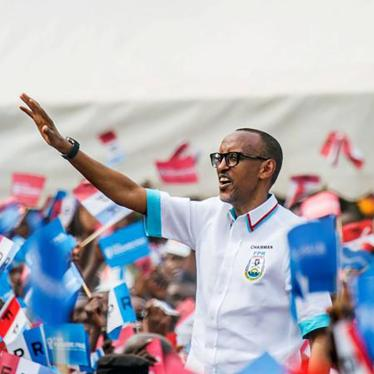 Rwanda: Politically Closed Elections