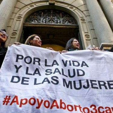 Chile: Key Ruling to Ease Abortion Restrictions