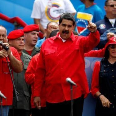 Venezuela's Sinking Boat