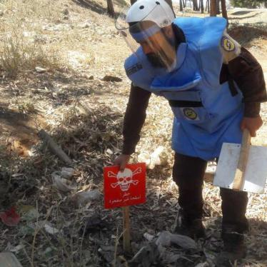 Cluster Munitions: Steady Progress Toward Eradication