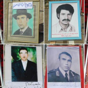 Agony of Afghanistan's Enforced Disappearances
