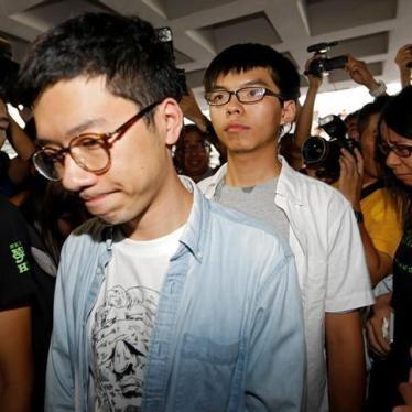香港政治犯