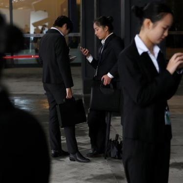 中国敌托邦式的监控技术革新