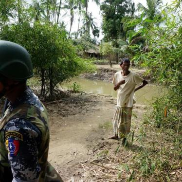 UN: Myanmar's Threat to Block Fact-Finding Mission