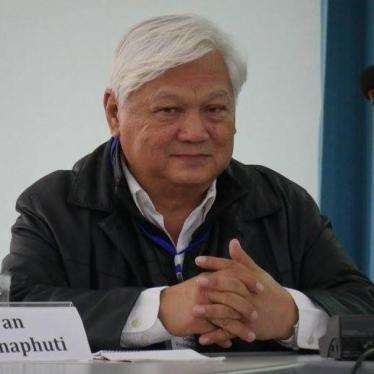 Thailand: Drop Bogus Charges Against Thai Studies Academics