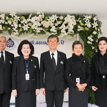 Thailand: Don't Weaken Rights Commission
