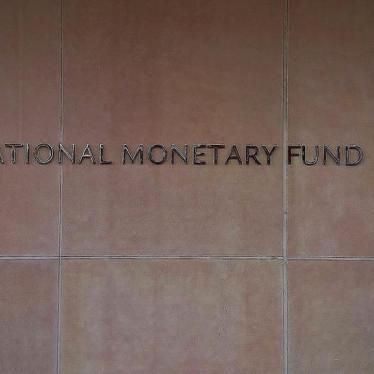 IMF's Initial Steps on Corruption Issue
