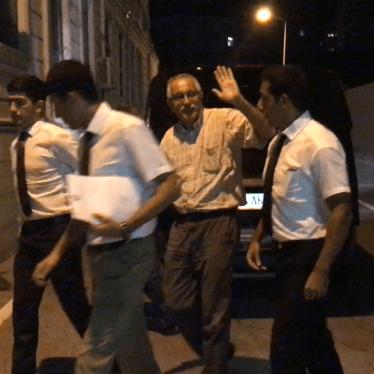 Azerbaijan: Independent News Director Jailed