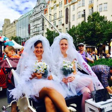 Door Opens to Achieving Marriage Equality in Czech Republic