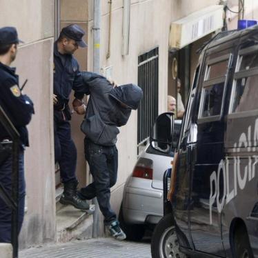 Defending Spain's Defense Lawyers