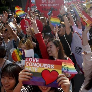 South Korea: Supreme Court Affirms LGBT Rights