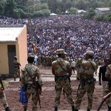 Éthiopie : Les forces de sécurité devraient faire preuve de retenue lors du Festival d'Irreecha