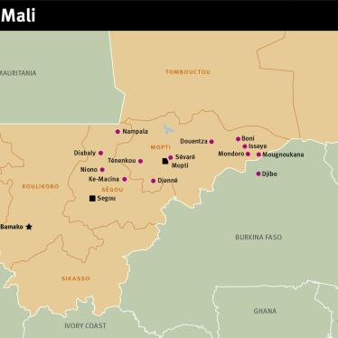Mali: Unchecked Abuses in Military Operations