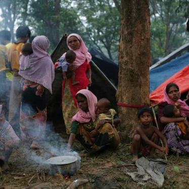 Burma: Ensure Aid Reaches Rohingya