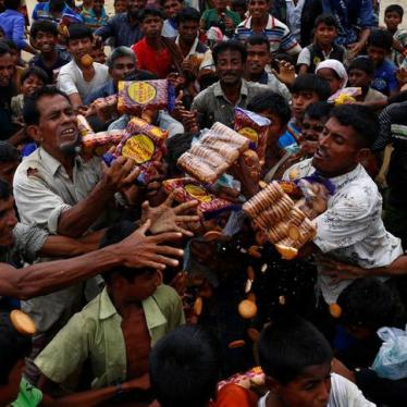Where is the World Bank While Burma is Burning?