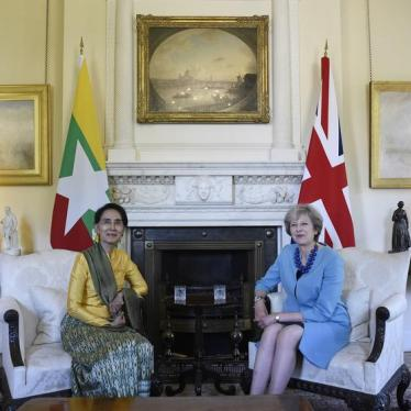 Why Britain is Still Getting it Wrong on Burma