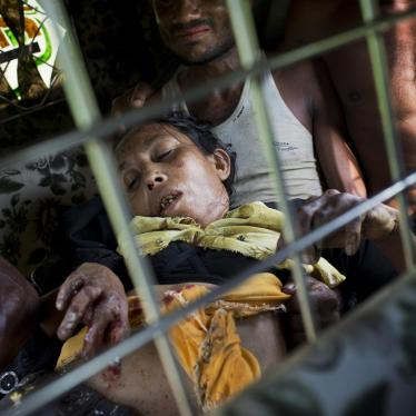 Burma: Landmines Deadly for Fleeing Rohingya