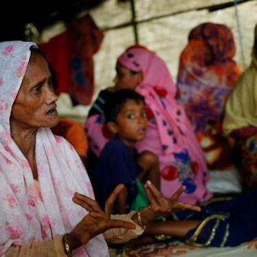 Burma: Rohingya Describe Military Atrocities