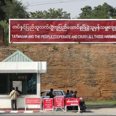 آن الأوان لفرض عقوبات على جنرالات ميانمار