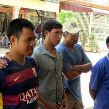Cambodia: Protect Montagnards Refugees