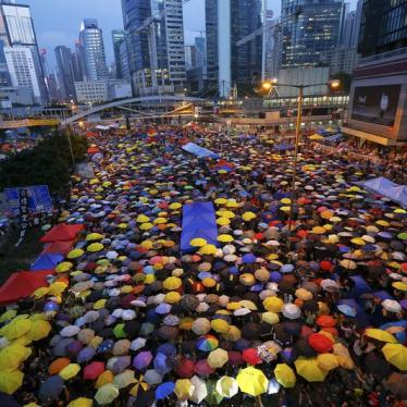 Three Years After Umbrella Movement, Hong Kongers Soldier On